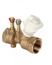 Балансировочный клапан статический R206B Giacomini