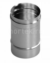 Труба из нержавеющей стали 250 мм Jeremias FU04