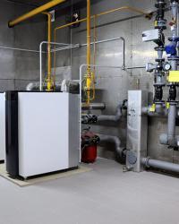 Газовый котел R600 мощность от 142 до 539 кВт