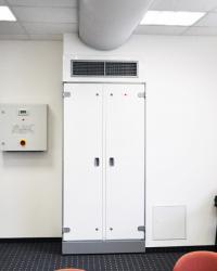 Вентиляционные установки CGL для больших помещений