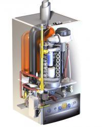 Настенный конденсационный котел WOLF CGB