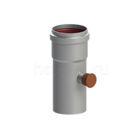 Удалитель конденсата 80 мм l=150 mm, Al, неокрашенный