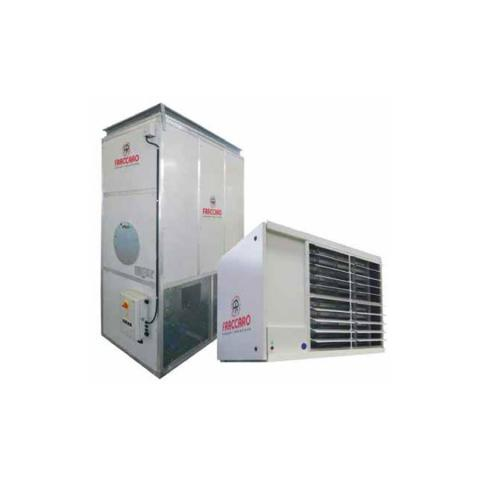 Воздухонагреватели FAST AIR серии XBL 100-1000