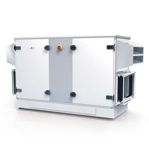 Вентиляционные установки Wolf CKL
