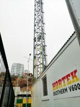 Блок модуль HORTEK