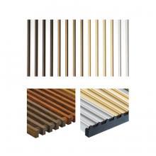 Декоративные решетки для конвекторов DecoFloor