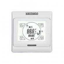 Цифровой настенный регулятор с активным экраном Varmann