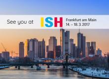 ISH 2017 новые направления развития